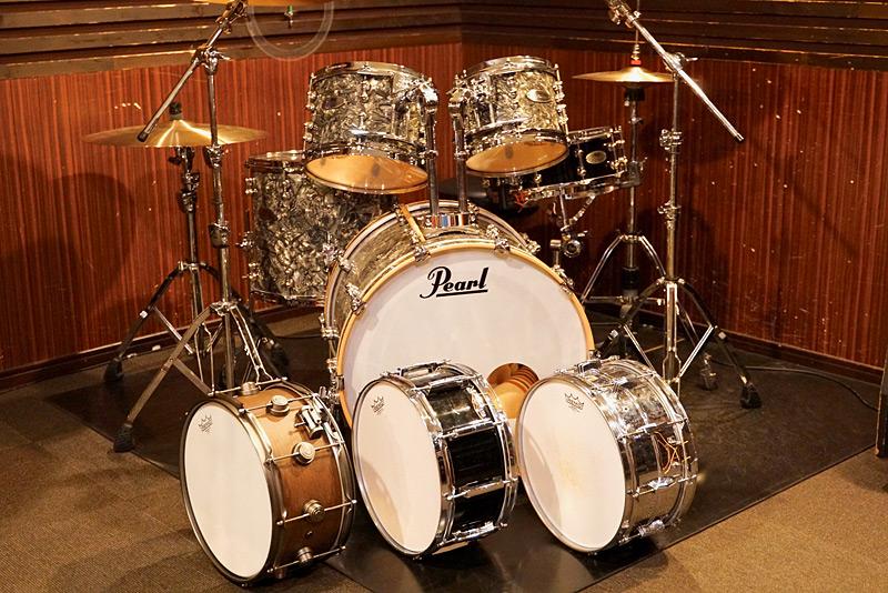 ドラム教室レンタル楽器