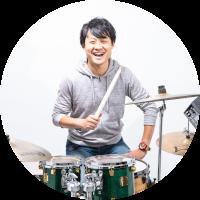 ドラム講師:木村