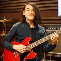 ギター講師:遠藤豪