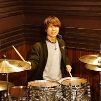 ドラム講師:井上優樹